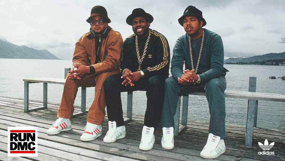 run dmc and adidas Musicians brand partnership deals
