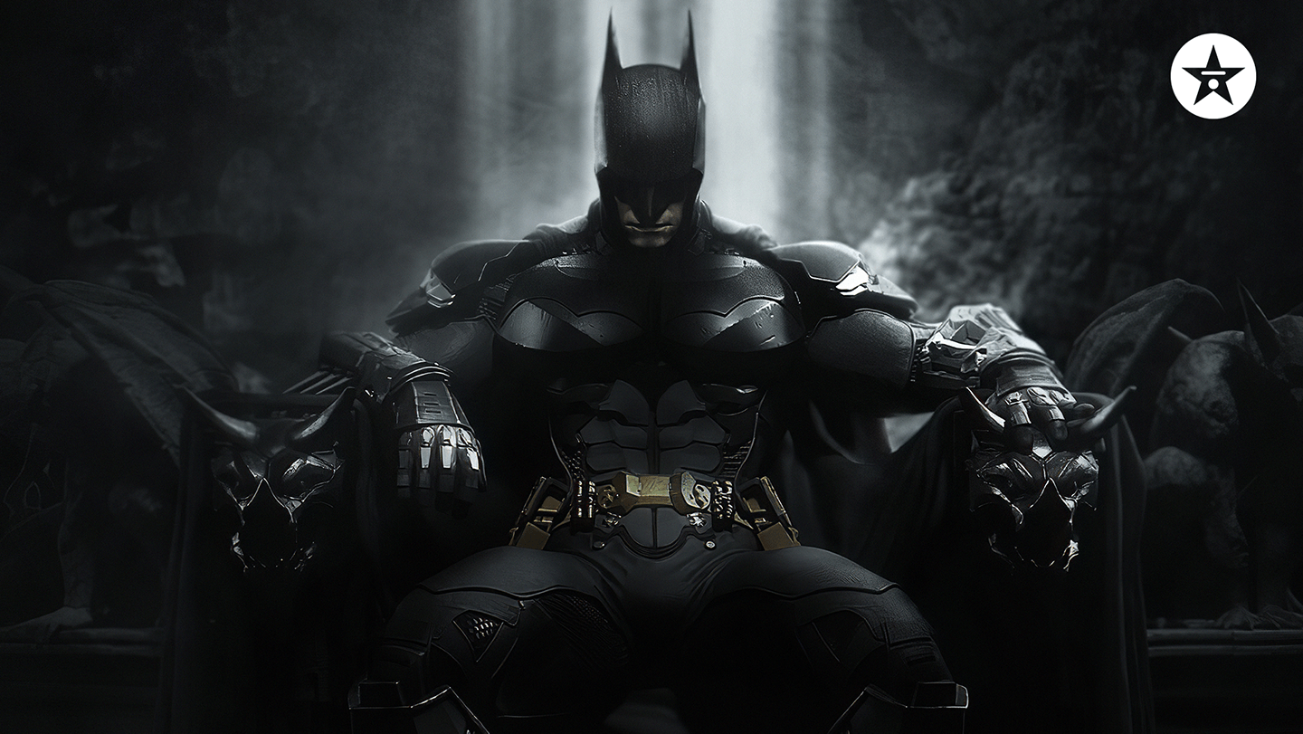 batman zoom background