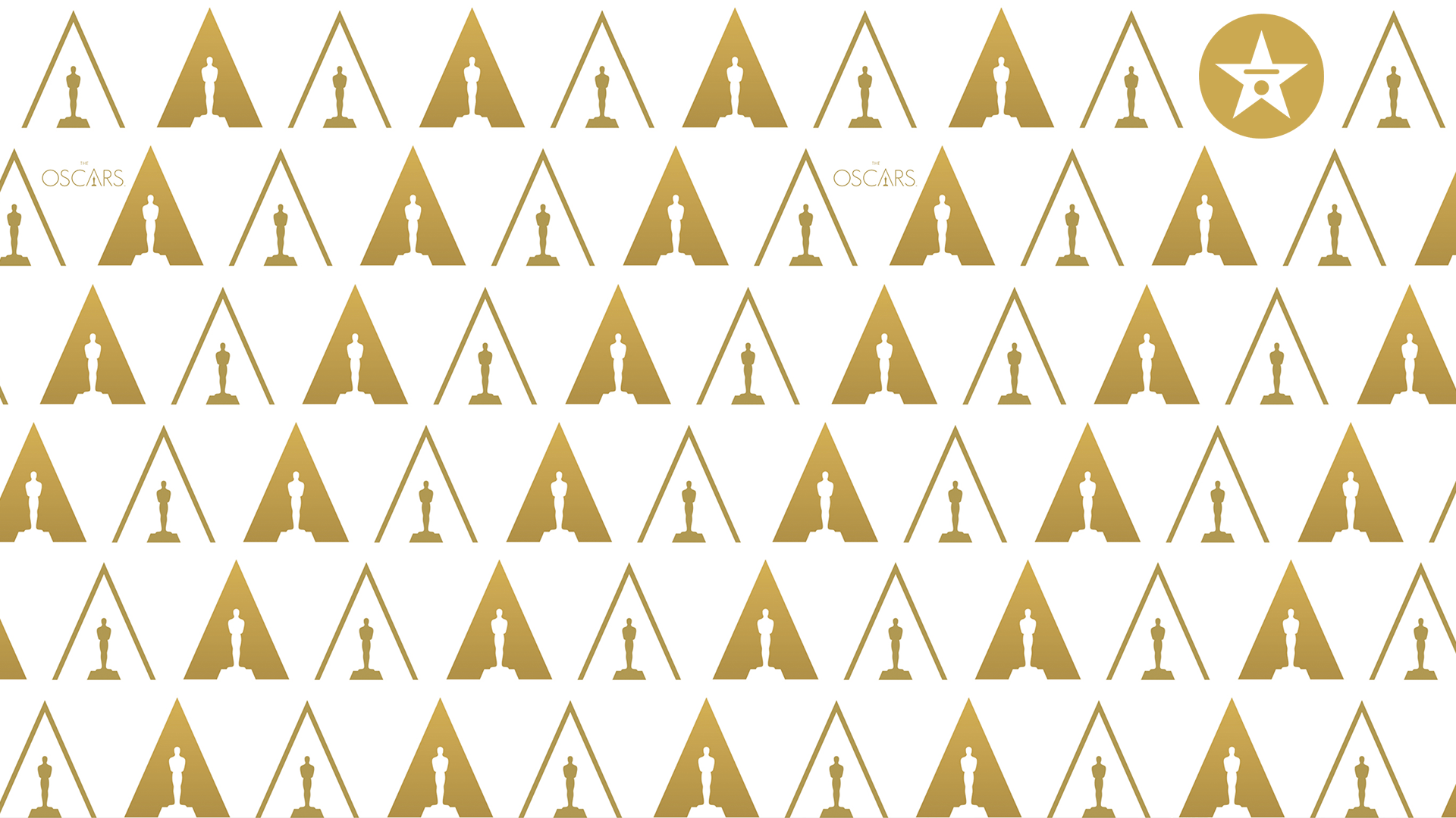 oscars graphic zoom background