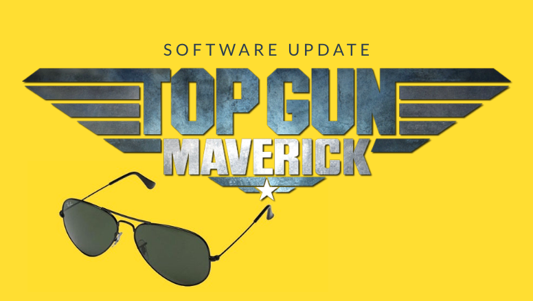 Software Update / Top Gun – Maverick
