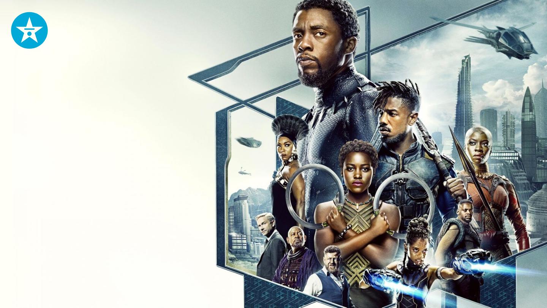 Chadwick Boseman Black Panther cast background