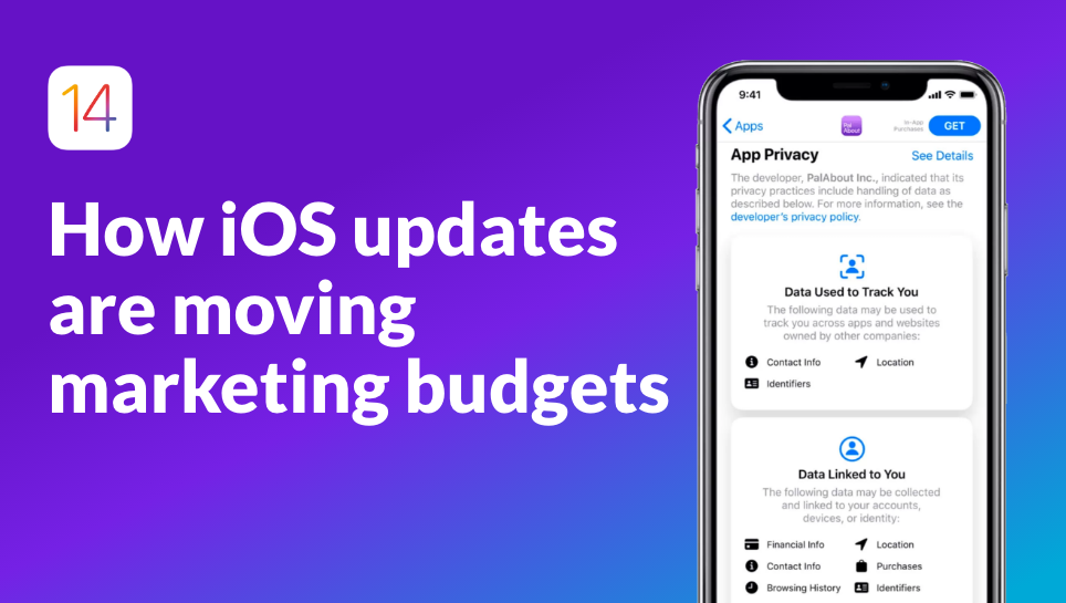 How iOS updates are moving marketing budgets