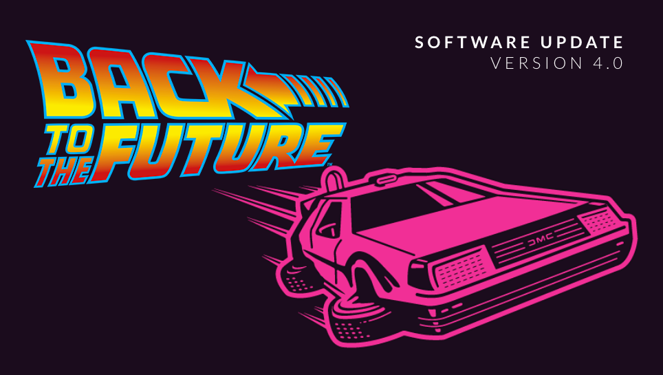 Back to the Future Update