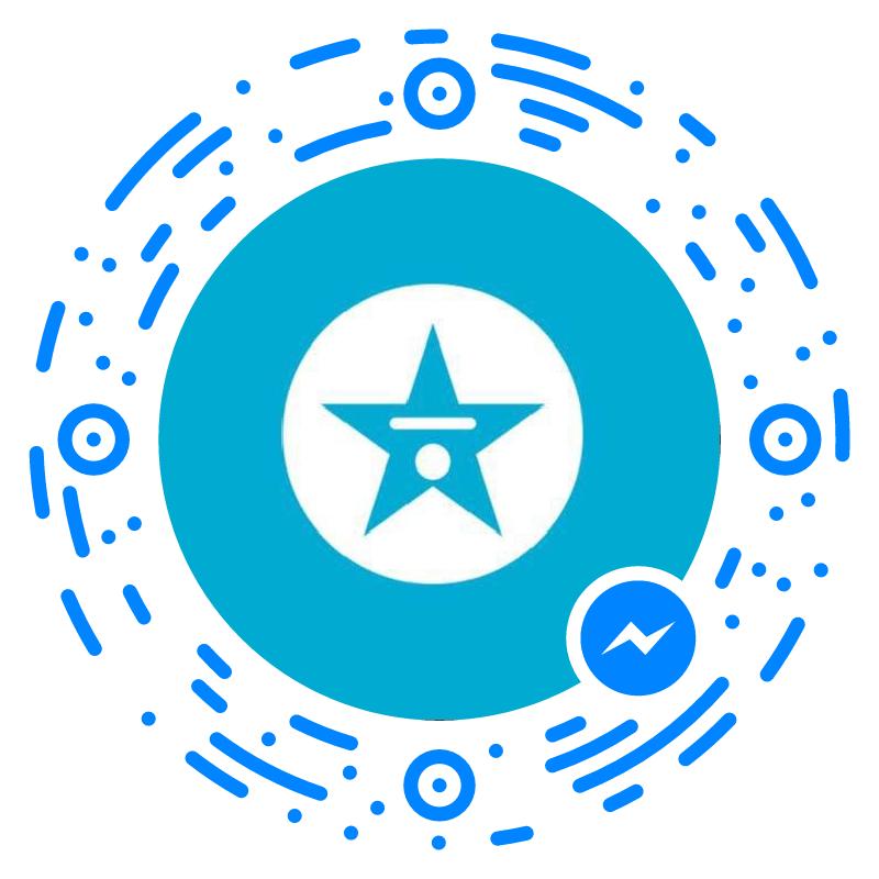 FB messenger code